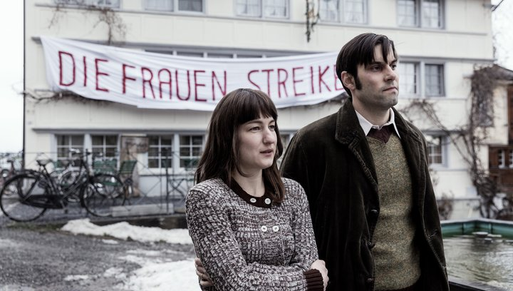 Die göttliche Ordnung - Trailer Deutsch Poster