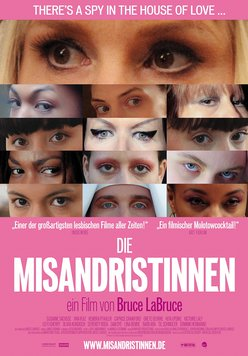 Die Misandristinnen Poster