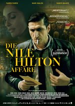 Die Nile Hilton Affäre Poster
