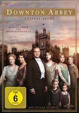 Downton Abbey - Staffel sechs Poster