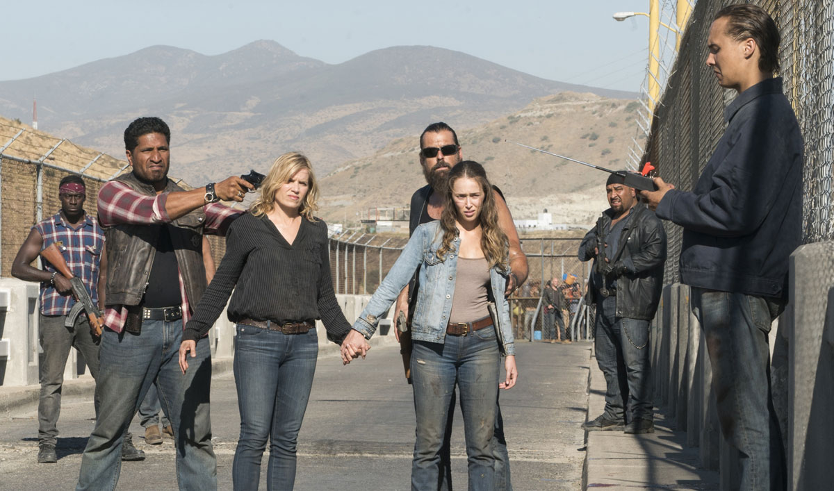 "Fear the Walking Dead"" Staffel 2 im Free-TV & gratis Online ..."