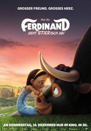 Ferdinand - Geht STIERisch ab! Poster