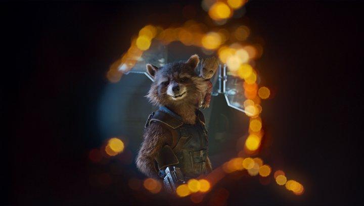 Guardians of the Galaxy Vol. 2 - Trailer 3 Deutsch Poster