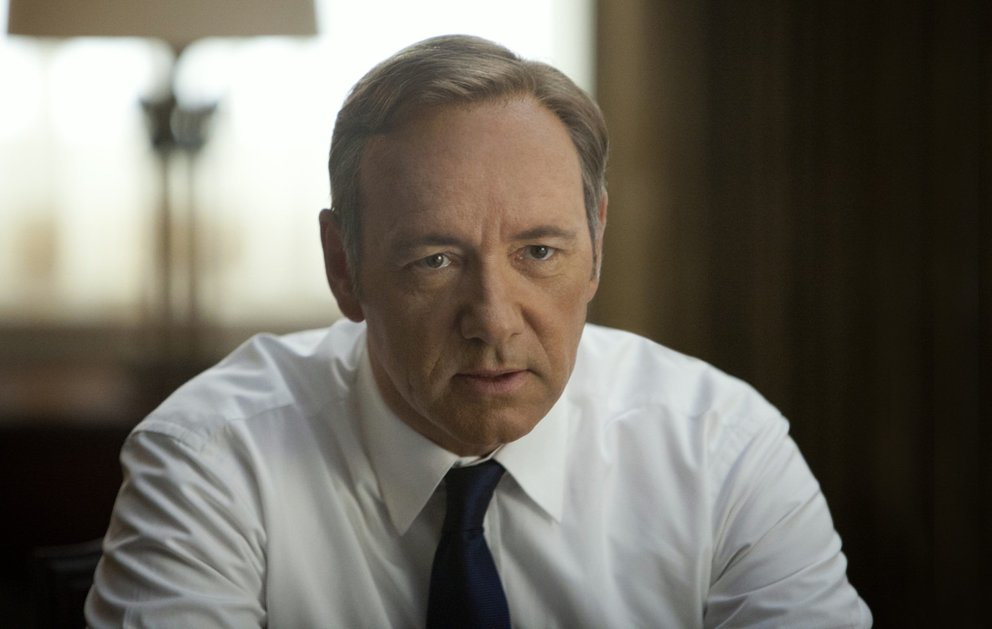 House of Cards Netflix Kevin Spacey Rauswurf