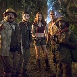 """""""Jumanji 2: Willkommen im Dschungel"""" DVD/Blu-ray & Stream – Release & Bonusmaterial"""