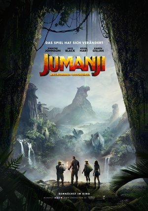Jumanji: Willkommen im Dschungel Poster