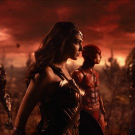 """Justice League"" DVD/Blu-ray & Stream – Release & Bonusmaterial"