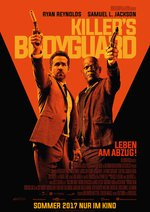 Killer's Bodyguard Poster