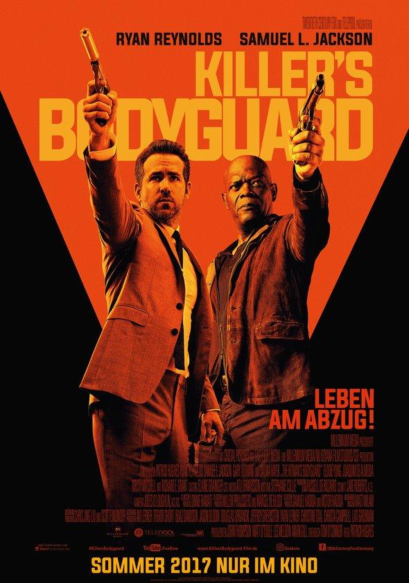 Killer's Bodyguard Poster