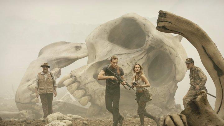 Kong: Skull Island - Trailer Poster
