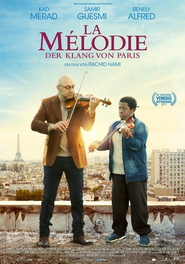 La Mélodie - Der Klang von Paris Poster