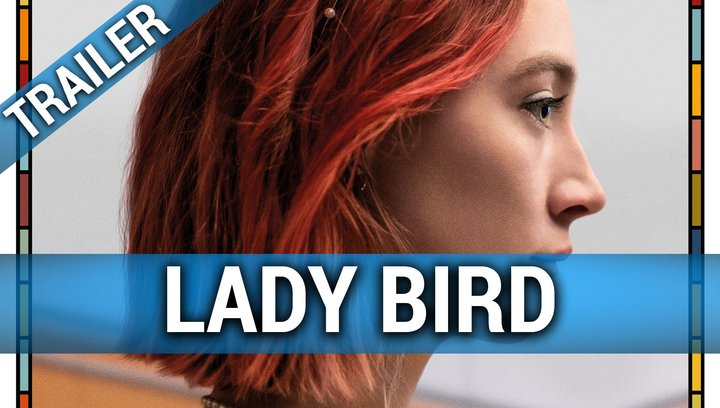 Lady Bird - Trailer Poster