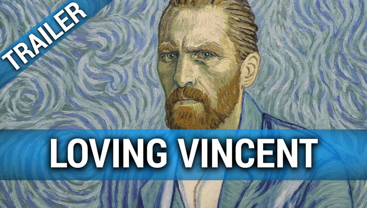 Loving Vincent - Trailer Poster
