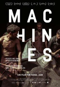 Machines Poster
