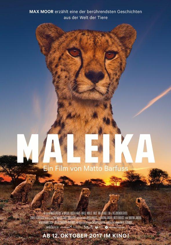 Plakat: MALEIKA