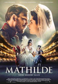 Mathilde - Liebe ändert alles Poster