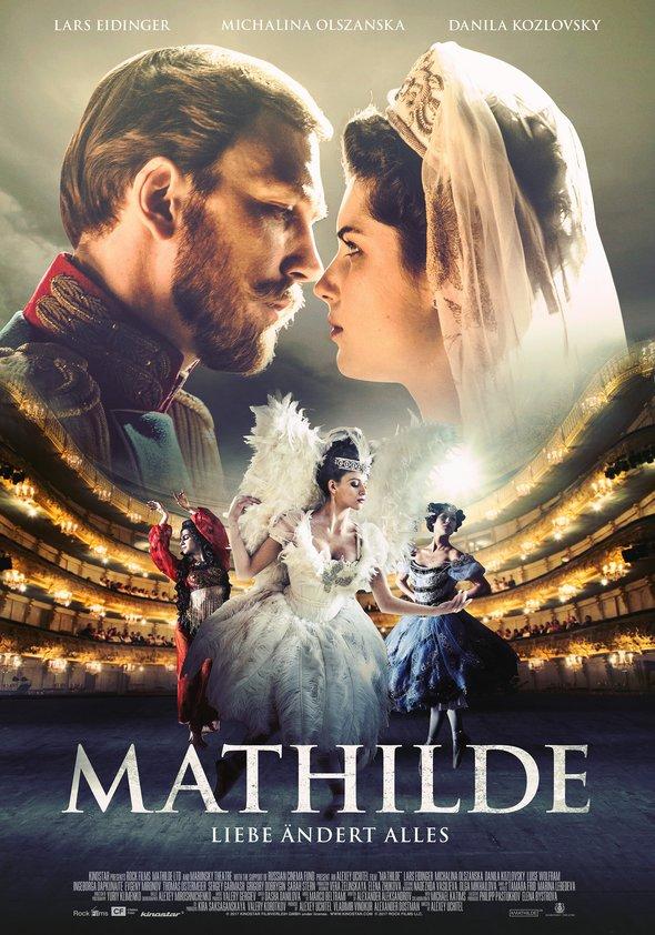 Plakat: MATHILDE