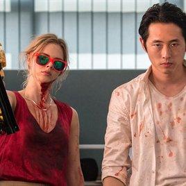 """Mayhem"": ""The Walking Dead""-Star Steven Yeuns neuer Horror-Action-Streifen"