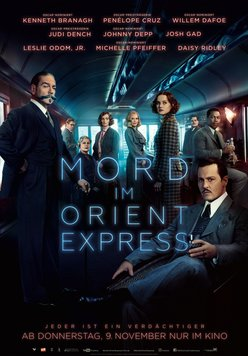 Mord im Orient Express Poster