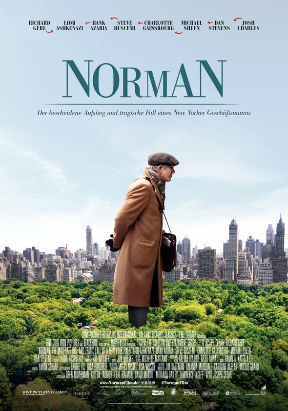 Norman Poster