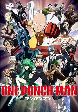 One Punch Man - Wanpanman Poster