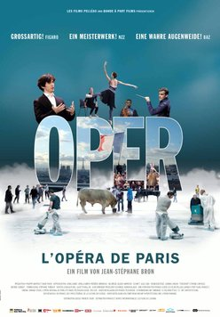 Oper. L' opéra de Paris Poster