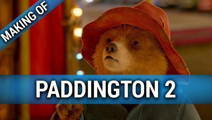 Paddington 2 - Making Of (Mini) Poster