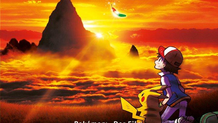Pokémon - Du bist dran! Deutscher Trailer Poster