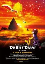 Pokémon - Der Film: Du bist dran! Poster