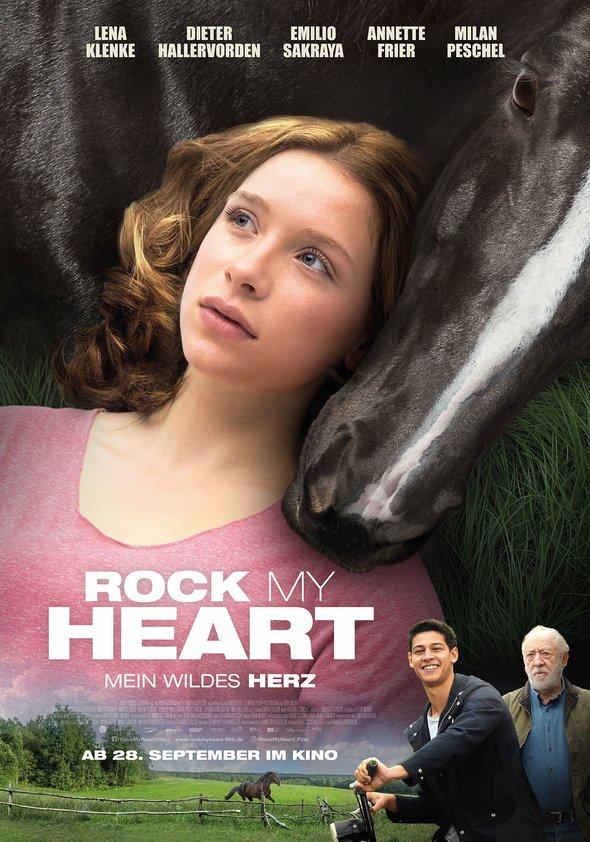Rock My Heart - Mein wildes Herz Poster