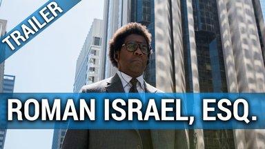 Roman Israel, Esq. - Die Wahrheit und nichts als die Wahrheit Trailer