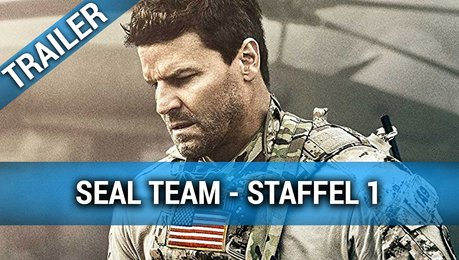 SEAL Team Trailer Staffel 1 Poster
