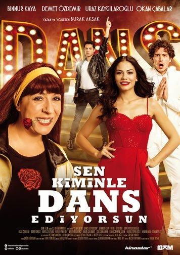 Sen kiminle dans ediyorsun Poster