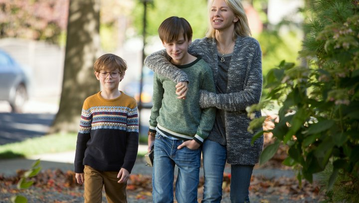The Book of Henry - Trailer Deutsch Poster