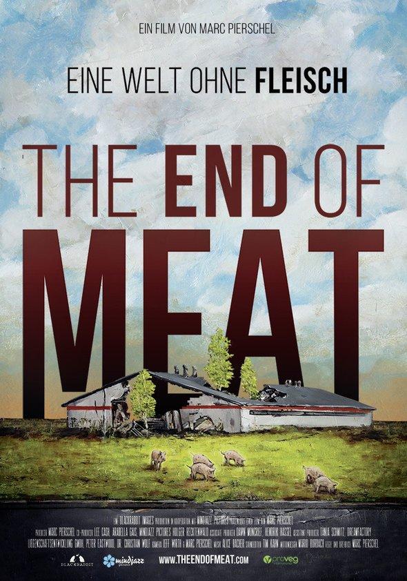The End of Meat - Eine Welt ohne Fleisch Poster