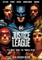 The Justice League Poster