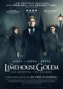 The Limehouse Golem - Das Monster von London