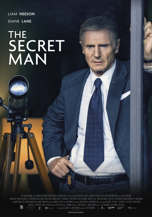 The Secret Man Poster