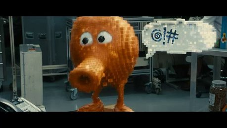 Pixels - OV-Featurette Poster