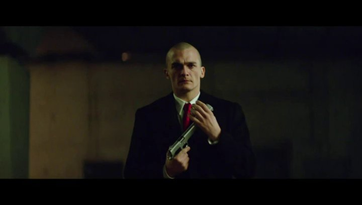 Hitman - Agent 47 (VoD-BluRay-DVD-Trailer) Poster