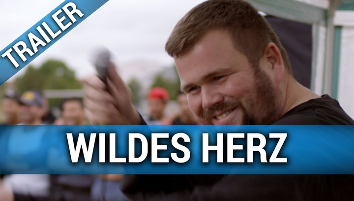 Wildes Herz - Trailer Poster