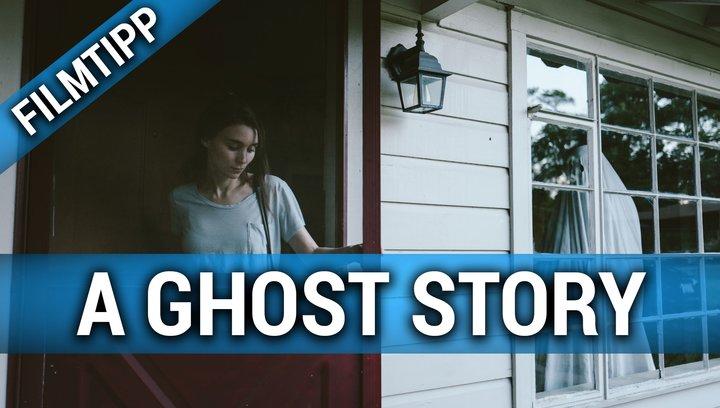 A Ghost Story - Filmtipp Poster