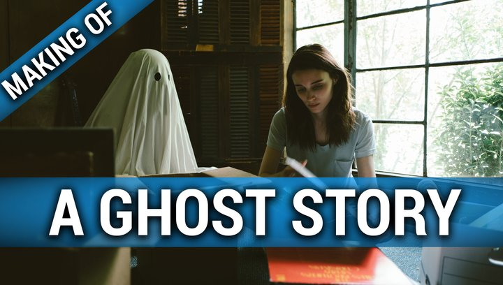 A Ghost Story - Making Of (Mini) Poster