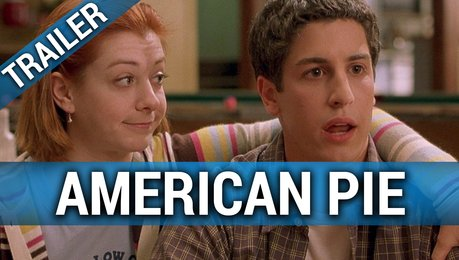 American Pie - Trailer Poster