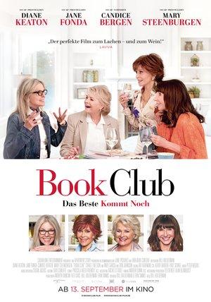 Plakat: BOOK CLUB - Das beste kommt noch