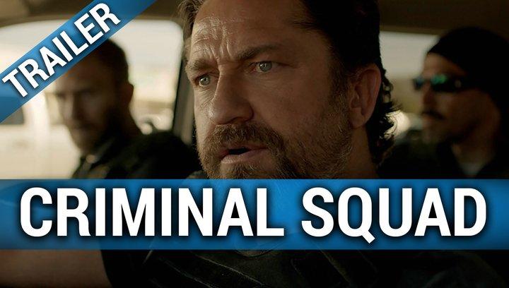 Criminal Squad - Trailer Poster
