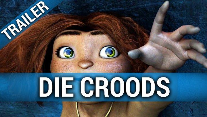 Die Croods - Trailer Poster