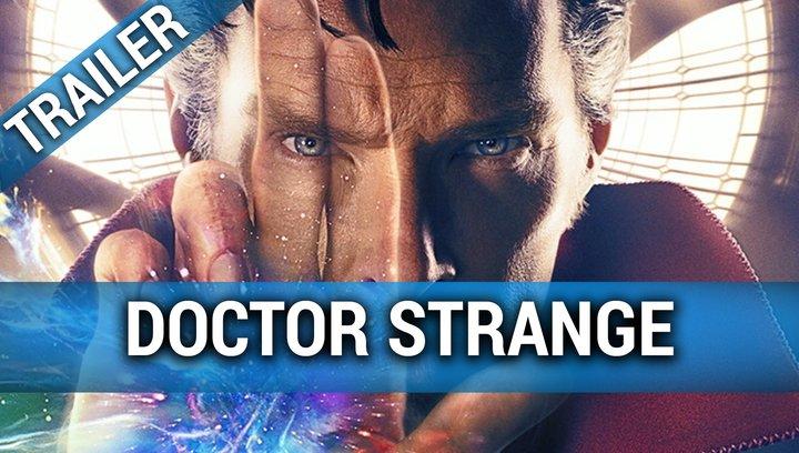 Doctor Strange - Trailer Poster