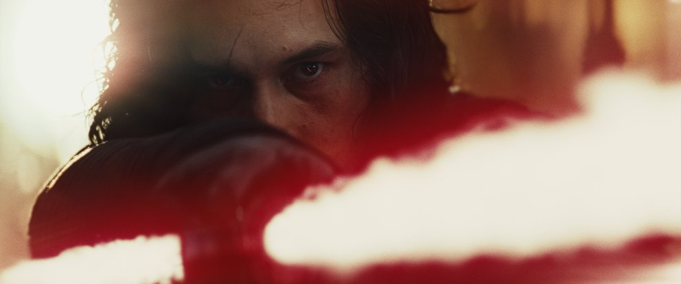 Adam Driver als Kylo Ren in Star Wars 8 © Disney