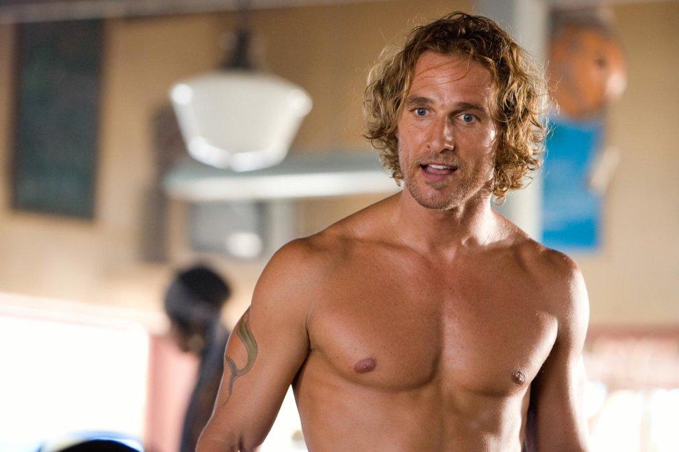 Ein Schatz zum Verlieben Matthew McConaughey Titanic